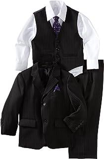 Joey Couture Little Boys ' Littleピンストライプスーツ