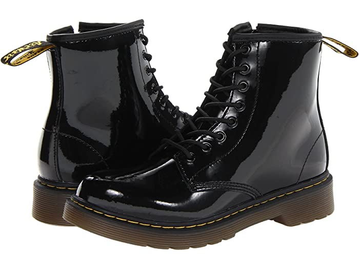 intestino telaio Spese  Dr. Martens Kid's Collection 1460 Junior Delaney Boot (Little Kid/Big Kid)  | Zappos.com