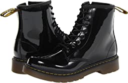 Dr. Martens Kid's Collection - Delaney Lace Boot (Little Kid/Big Kid)