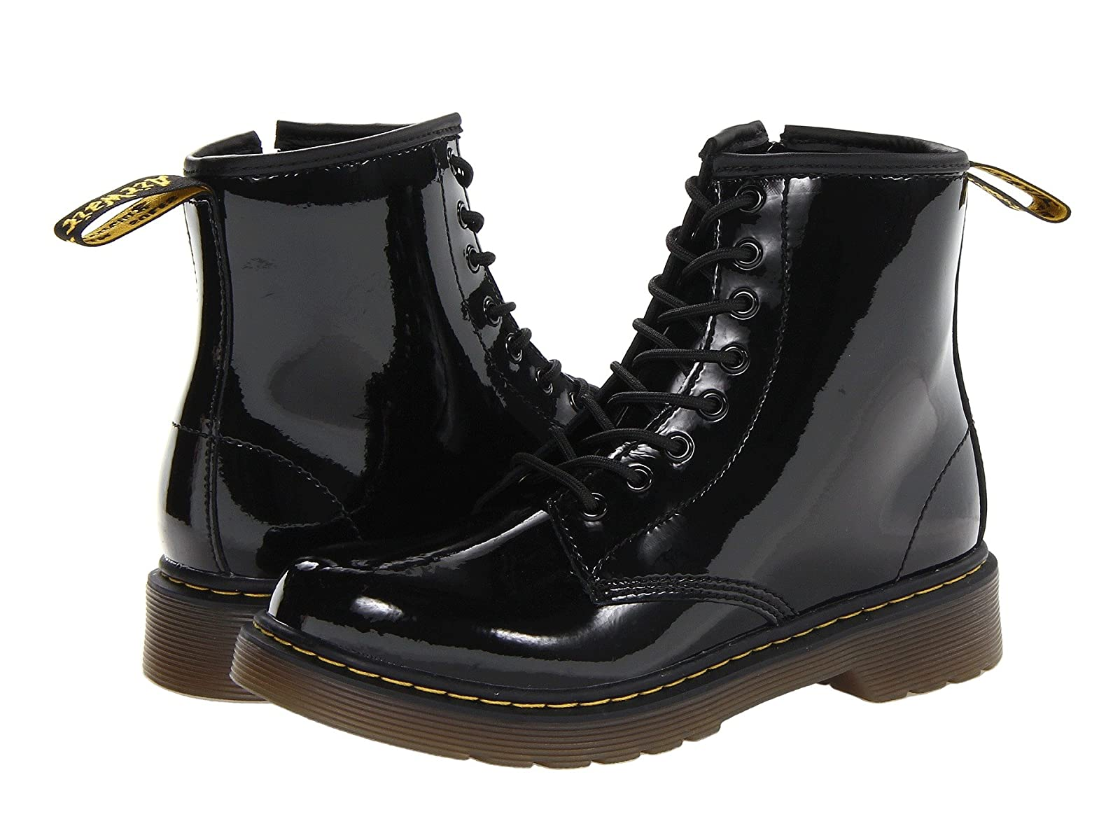 Dr. Martens Kid's Collection 1460 Junior Delaney Boot (Little Kid/Big Kid)Affordable and distinctive shoes