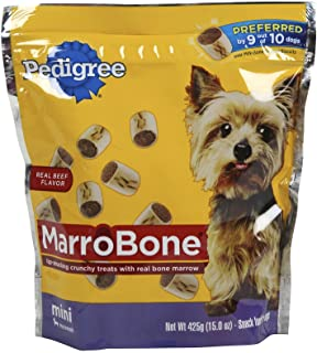 Pedigree Marrobone Real Flavor Snacks