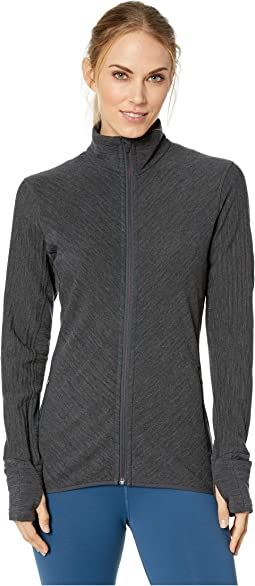 Descender Merino Long Sleeve Zip