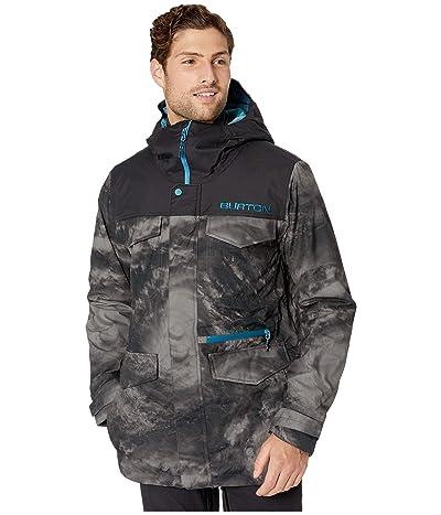 Burton Covert Jacket (Low Pressure/True Black) Men