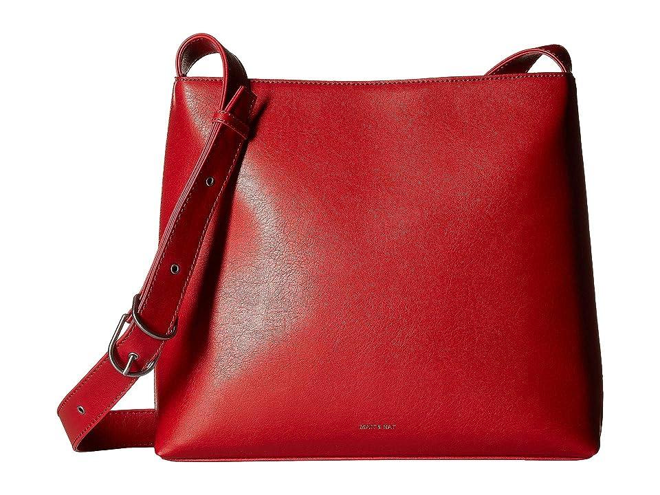 Matt & Nat Vintage Minty (Red) Handbags