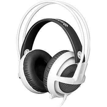 SteelSeries Siberia v3 Comfortable Gaming Headset - White