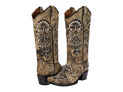 Corral Boots L5672 (Sand) Women