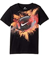 Nike Kids - Exploding Football Tee (Little Kids)