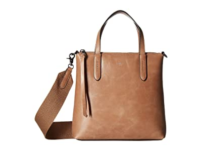 Botkier Highline Satchel (Hazel) Handbags