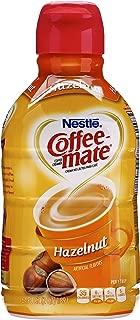 Coffee-Mate Liquid Coffee Creamer Hazelnut, Half Gallon, 64 oz