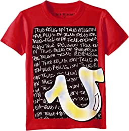 True Religion Kids Color HS Tee (Toddler/Little Kids)
