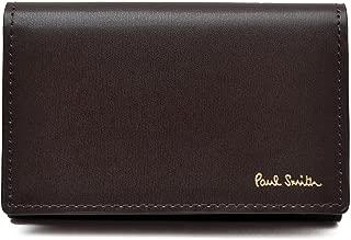 [名入れ可] ポールスミス Paul Smith 正規品 本革 シティエンボス 名刺入れ ショップバッグ付 カードケース