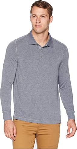 Helmsman Long Sleeve Sea Silk Polo