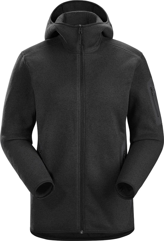 Arc'teryx Covert Hoody Women's | Casual Fleece Hoody with The Look of Wool.