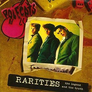Rarities : the Legend & the Tr