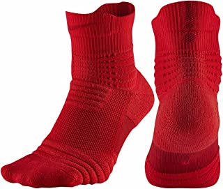 Nike Men's Elite Versatility Mid Basketball Socks