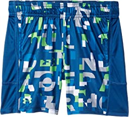 Under Armour Kids - Wordmark Stunt Shorts (Toddler)