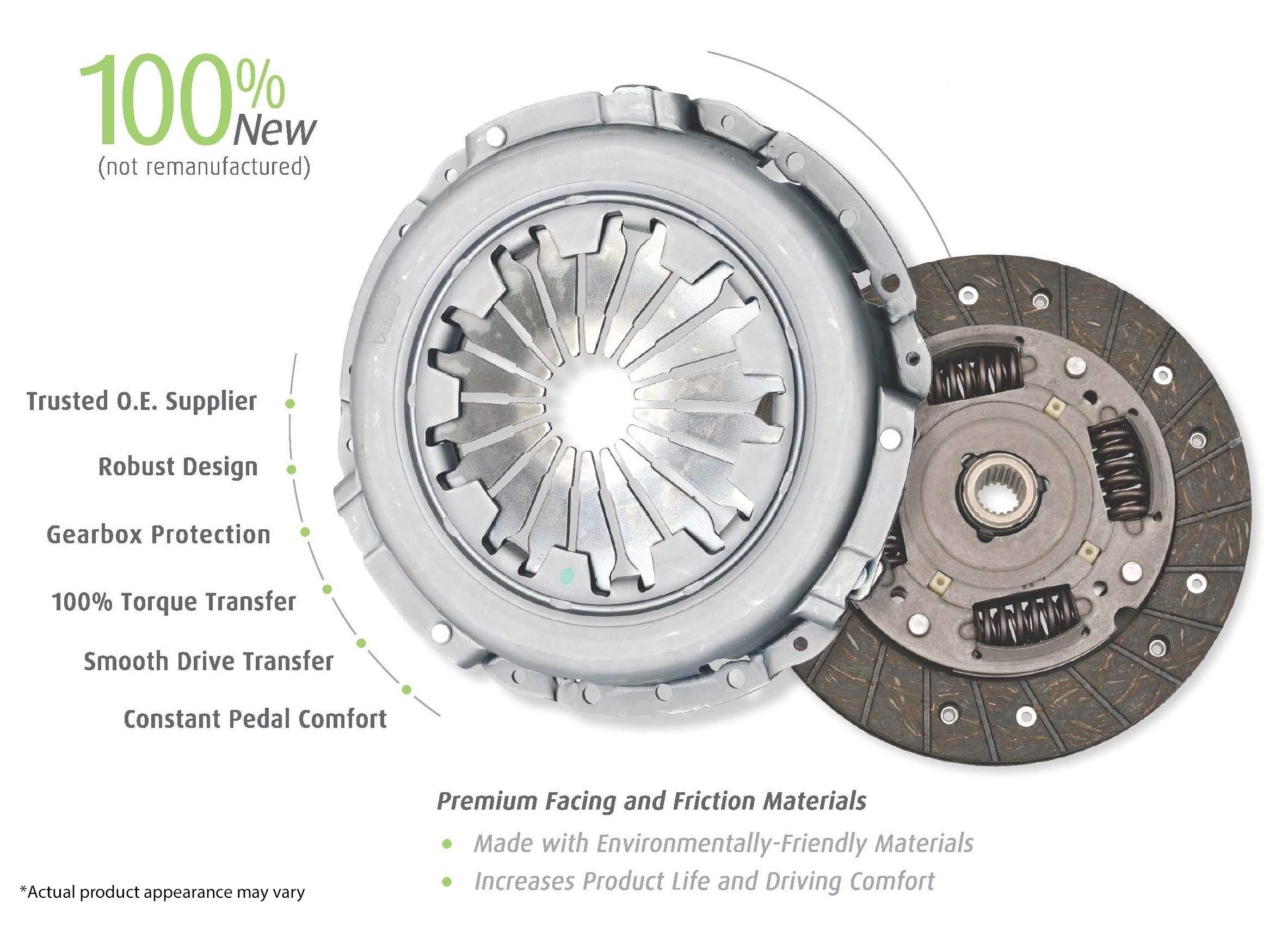 Valeo 52151203 Solid Flywheel Conversion Kit