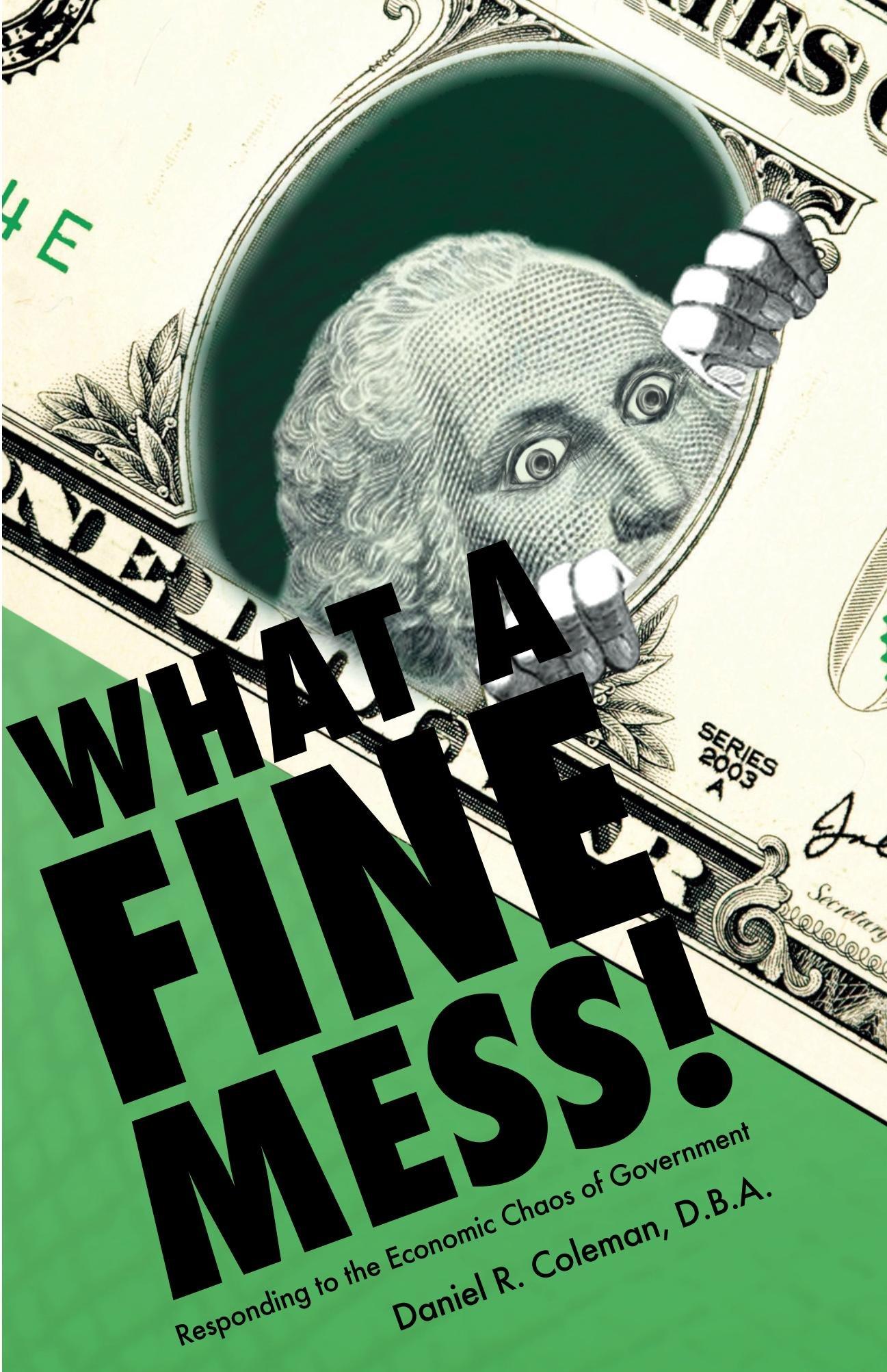 Economic Comic's What A Fine Mess!