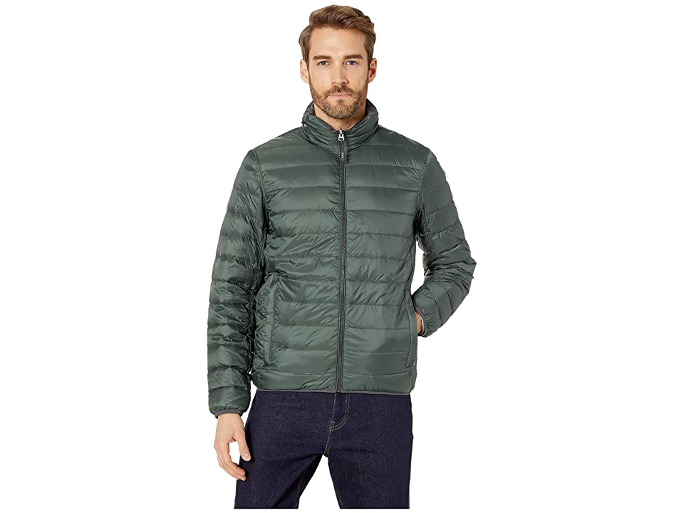 Tumi Patrol Pax Reversible Jacket (Green/Grey) Men