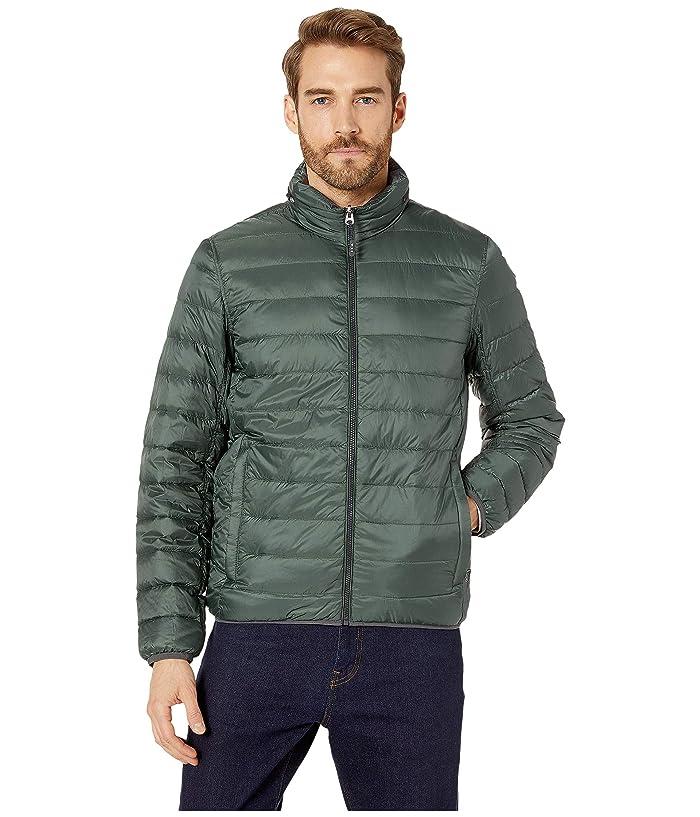 Tumi Patrol TUMIPAX Reversible Jacket (Green/Grey) Men