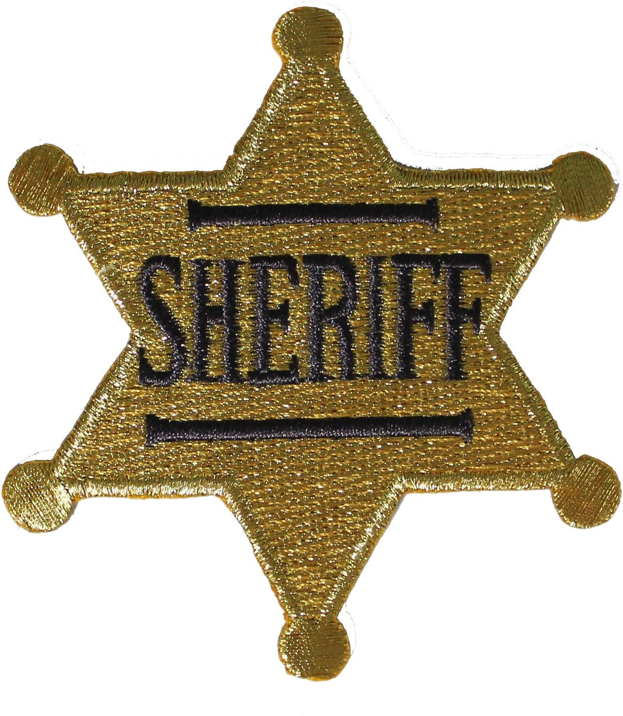 Application CDX Popular overseas Sheriff Badge Patch Spring new work