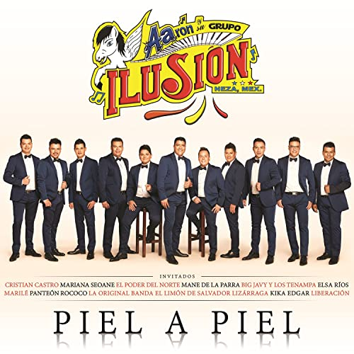 Niña Hermosa [feat. El Poder Del Norte] by Aarón Y Su Grupo Ilusión on Amazon Music - Amazon.com