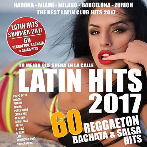Latin Hits Summer 2017 60 product image