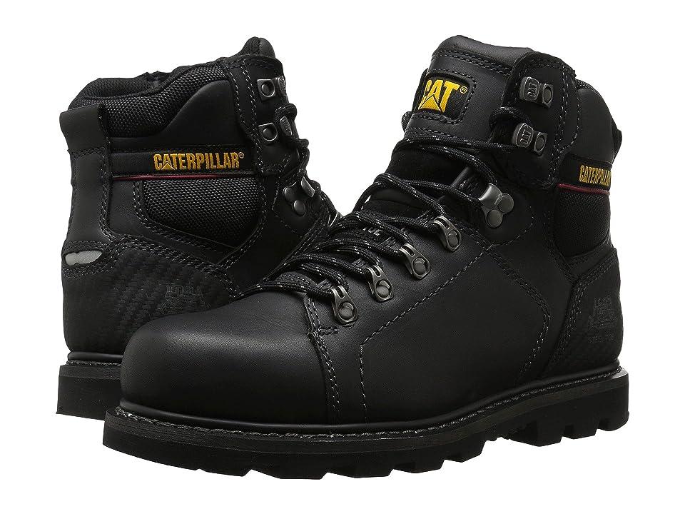 Caterpillar Alaska 2.0 Steel Toe (Black) Men