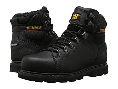 Caterpillar Alaska 2.0 Steel Toe (Black) Men