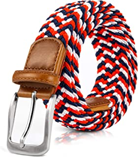 Amazon.co.uk: Red Belts Accessories: Clothing