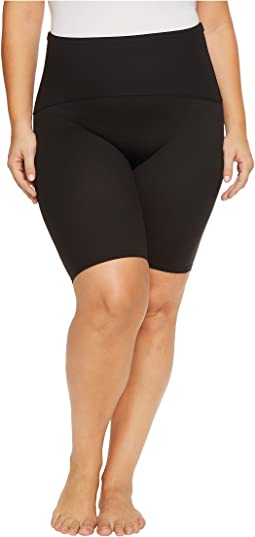 "Plus Size Active 4"" Shorts"
