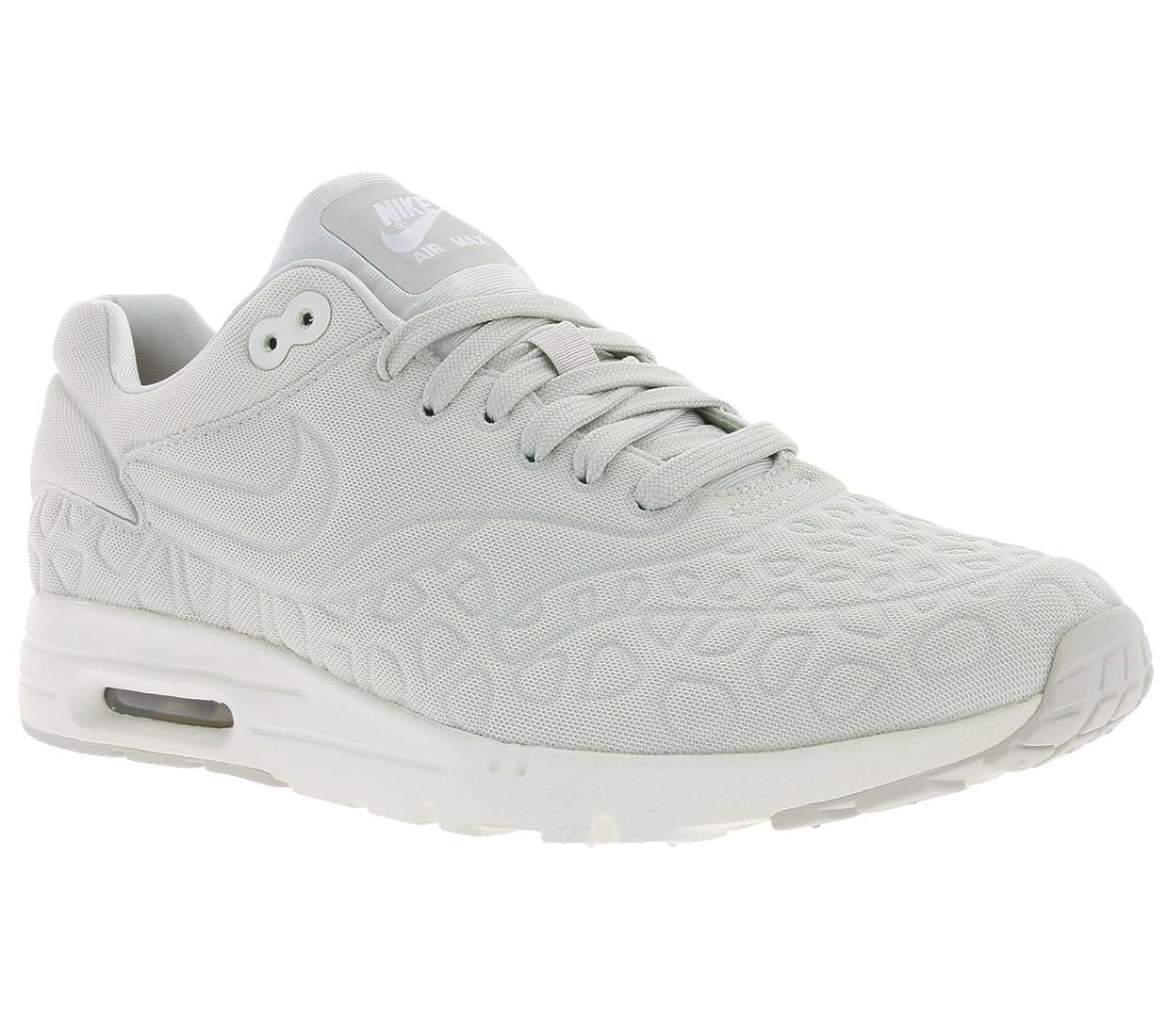 二年生ペインティング危険Nike W Air Max 1Ultra Plush Women'S Sneaker Black 844882 001