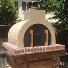 Outdoor Pizza Oven Kit • DIY Pizza Oven – The Mattone Barile Foam Form (Medium Size) provides the PERFECT shape / size for building a money-saving homemade Pizza Oven with locally sourced Firebrick.