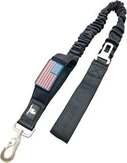 TACTICAL BUNGEE K9 DOG LEASH - 1.5