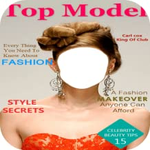Magazine Cover Photo Effects