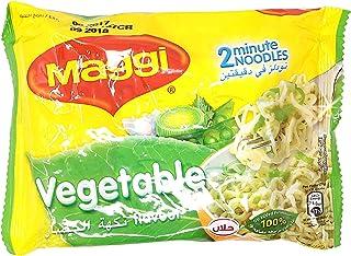 Maggi Vegetable Flavor 2 Minute Noodles, 77 gm