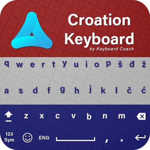 Croatian Keyboard 2019: Croatian Language
