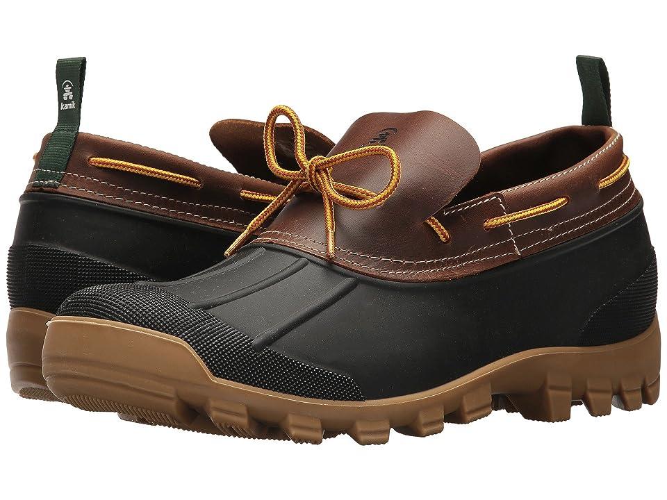 Kamik Yukon S (Dark Brown) Men