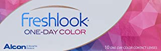 Freshlook One-Day Color Gray (-1.50) - 10 Lens Pack