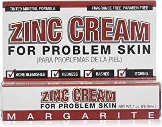 Zinc Cream Margarite 1 oz Cream