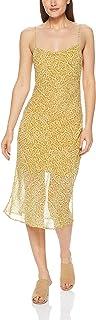 THIRD FORM Women's Rumba Slip Dress, Safari