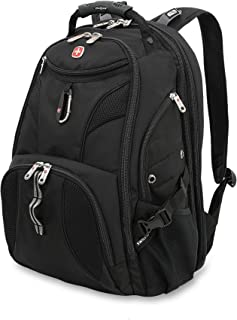 "SwissGear Travel Gear 1900 Scansmart TSA Large Laptop Backpack for Travel, School & Business - Fits 17"" Laptop"