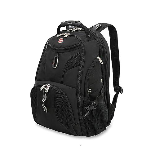SwissGear 1900 Scansmart TSA Laptop Backpack - Black 33993997f9
