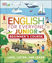 English for Everyone Junior Beginner's Course: Look, Listen and Learn (English Edition)