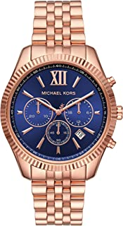 michael kors dylan chronograph watch rose gold