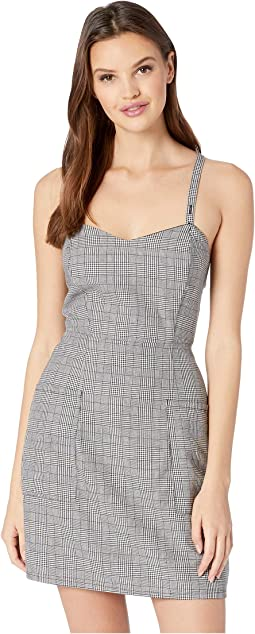 Ur A Plaid Girl Dress