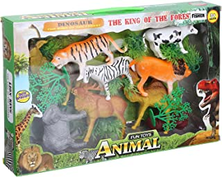 Animal Fun Toys The King of The Forest Set for Kids, Medium Size
