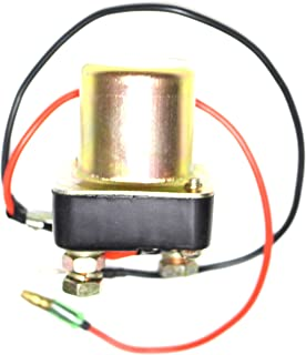 JSP Manufacturing Aftermarket Outboard Trim Relay Solenoid Compatible with Yamaha OEM# 6E5-81941-11-00 / 61A-81941-00-00 Boat 115 135 150 175 200 HP