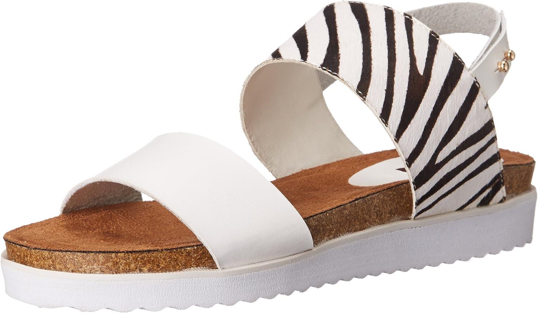 Department store N.Y.L.A. Women's Mollie Platform low-pricing Sandal