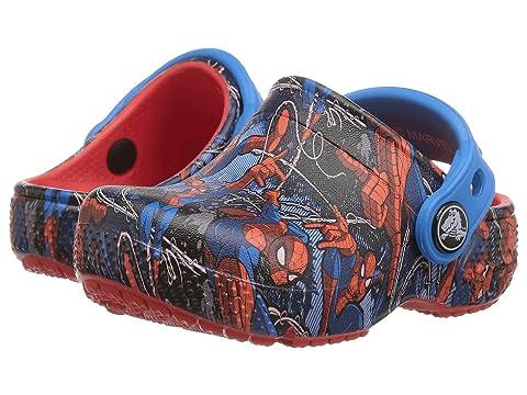 a2e417a557d99 Crocs Kids CrocsFunLab Spider-Man™ (Toddler Little Kid) at 6pm